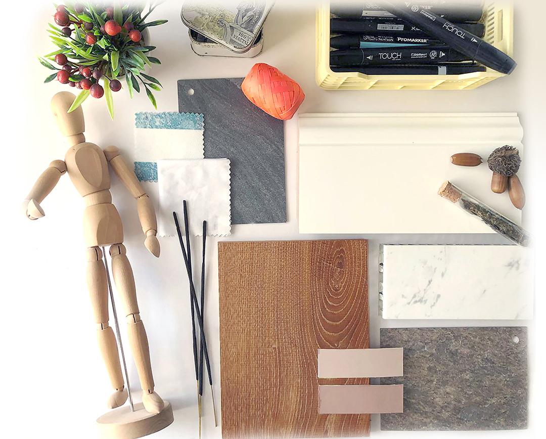 DesignFloor Mart Moodboard Tasarımı